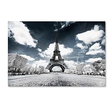 Trademark Fine Art Philippe Hugonnard 'Another Look at Paris VII' 12