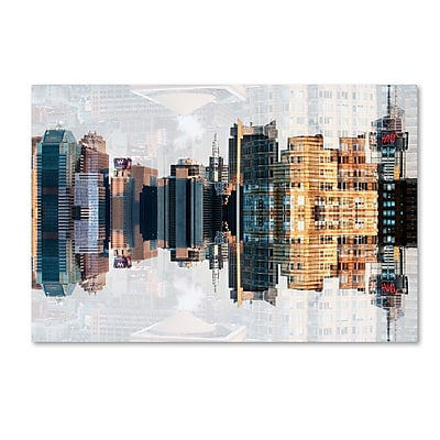 Trademark Fine Art Philippe Hugonnard 'New York Reflection IV' 12
