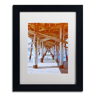 Trademark Fine Art Ariane Moshayedi 'Under Pier 2' 11