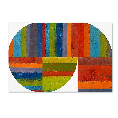 Trademark Fine Art Michelle Calkins 'Club' 12