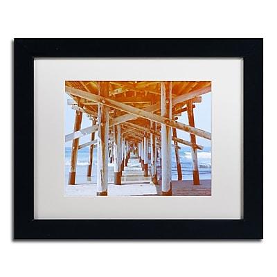Trademark Fine Art Ariane Moshayedi 'Under Pier' 11