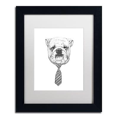 Trademark Fine Art Balazs Solti 'Bulldog' 11