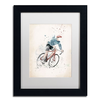 Trademark Fine Art Balazs Solti 'I Want To Ride My Bicycle' 11