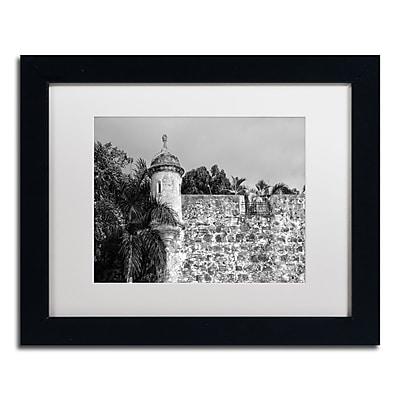 Trademark Fine Art CATeyes 'Castillo San Felipe del Morro 3' 11