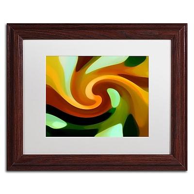 Trademark Fine Art Amy Vangsgard 'Wind In Tree 1' 11