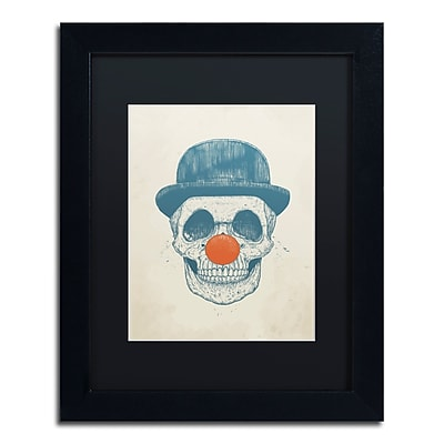 Trademark Fine Art Balazs Solti 'Dead Clown' 11