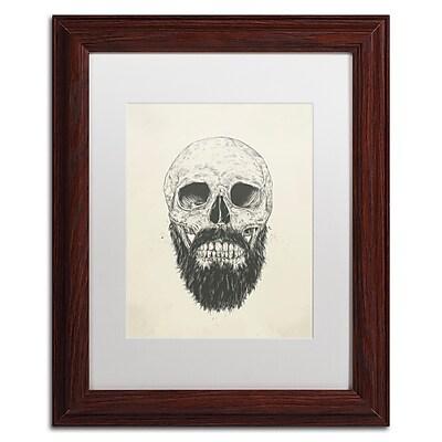 Trademark Fine Art Balazs Solti 'The Beard Is Not Dead' 11