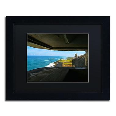 Trademark Fine Art CATeyes 'Castillo San Felipe del Morro 9' 11