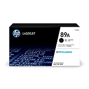 HP 89A Black Standard Yield Toner Cartridge