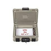 FireKing® SureSeal Fireproof Chest with Key Lock, 27 Cu.Ft. (SS103)