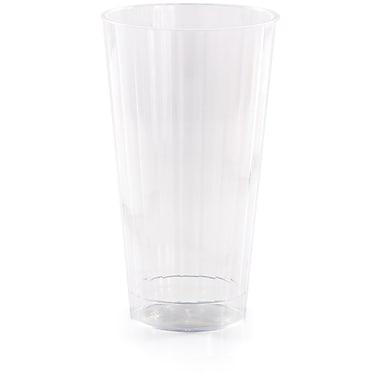 Creative Converting Clear Plastic Glasses, 16 oz 8 pk (317599)