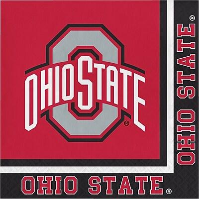 NCAA Ohio State University Napkins 20 pk (318562)