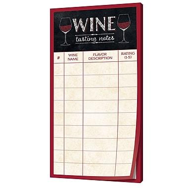 Creative Converting Sip Sip Hooray Wine Tasting Score Sheets (325096)
