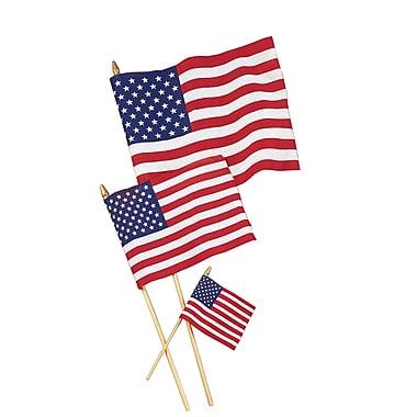 Creative Converting Cloth Flag, 12 x 18 (04261B)