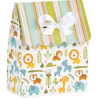 Creative Converting Happy Jungle Favor Bags 12 pk (324591)