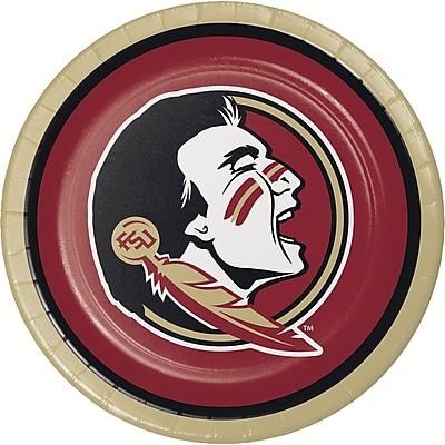 NCAA Florida State University Paper Plates 8 pk (429833)
