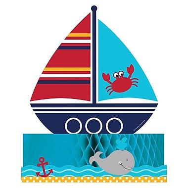 Creative Converting Ahoy Matey Nautical Centerpiece (267226)