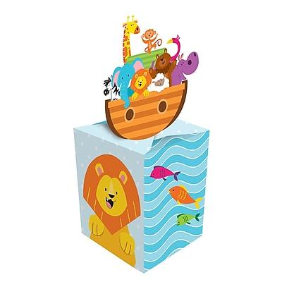 Creative Converting Noah's Ark Favor Boxes 8 pk (317676)