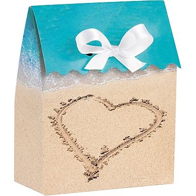 Creative Converting Beach Love Favor Bags 12 pk (087363)