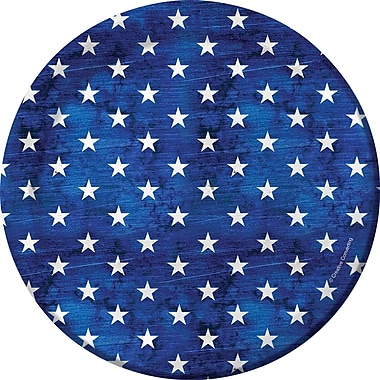 Creative Converting Patriotism Dessert Plates 8 pk (319619)