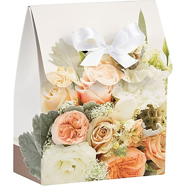 Creative Converting Rose Gold Bouquet Favor Bags 12 pk (318163)