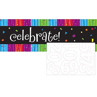 Creative Converting Milestone Celebrations Giant Party Banner (295683)