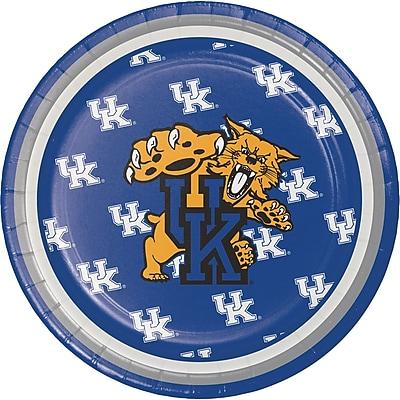NCAA University of Kentucky Dessert Plates 8 pk (324852)