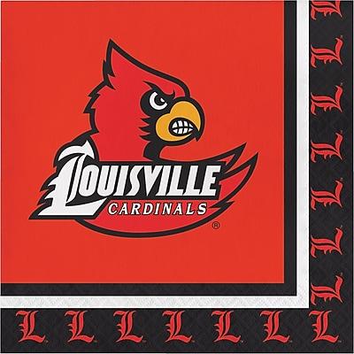 NCAA University of Louisville Napkins 20 pk (664760)