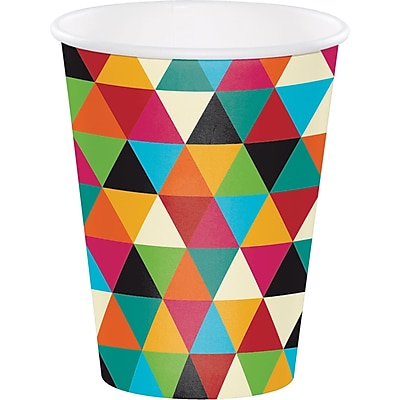 Creative Converting Birthday Kraft Cups 8 pk (375980) 2677204