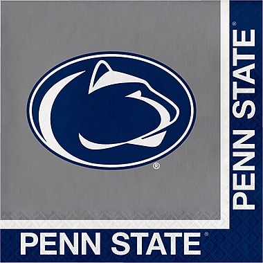 NCAA Pennsylvania State University Napkins 20 pk (664729)