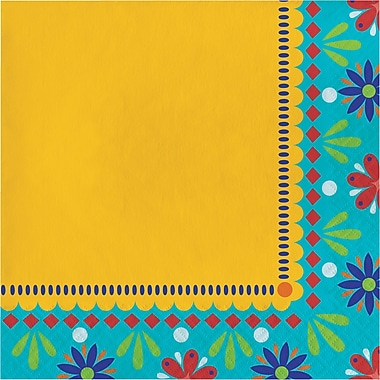 Creative Converting Painted Pottery Napkins 16 pk (319662)