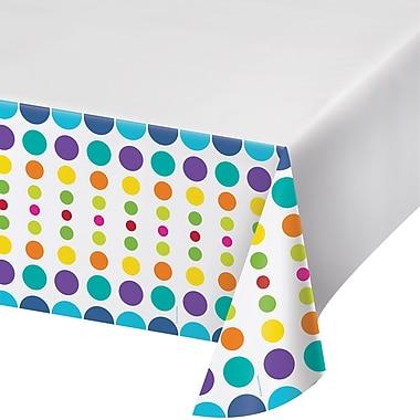 Creative Converting Birthday Pop Plastic Tablecloth (725834)