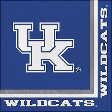 NCAA University of Kentucky Napkins 20 pk (324857)