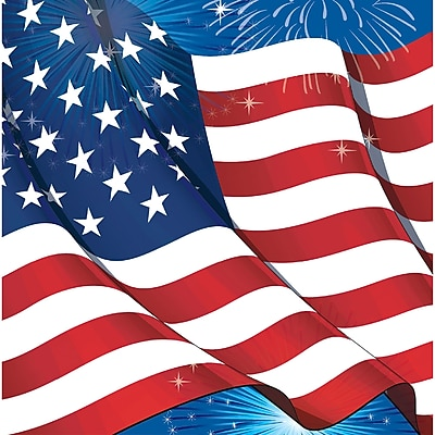 Creative Converting Fireworks and Flags Napkins 16 pk (319631)
