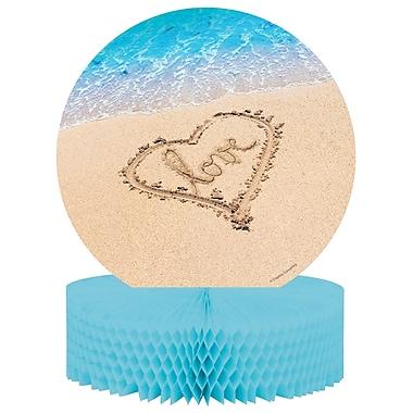 Creative Converting Beach Love Centerpiece (267363)