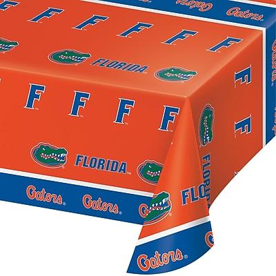 NCAA University of Florida Plastic Tablecloth (724698)