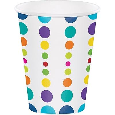 Creative Converting Birthday Pop Cups 8 pk (375834)