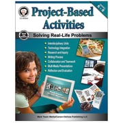 Carson-Dellosa Project-Based Activities, Grades 6-8 (CD-404254)