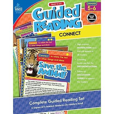Carson-Dellosa Guided Reading: Connect, Grades 5-6 (CD-104928)