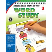 Carson-Dellosa Interactive Notebooks: Word Study Resource Book, Grade 3 (CD-104949)