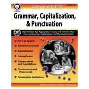 Carson- Dellosa Language Arts Tutor: Grammar, Capitalization & Punctuation (CD-404253)