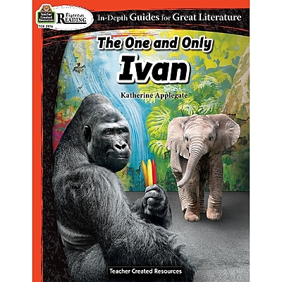 Teacher Created Resources Rigorous Reading: The One and Only Ivan (TCR2976)