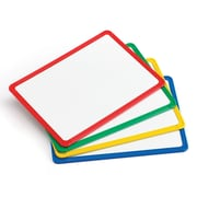 Learning Advantage Plastic Framed Metal Whiteboards, 4/Pack (CTU90564)