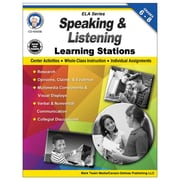 Carson-Dellosa ELA Series: Speaking & Listening Learning Stations (CD-404258)