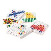 Learning Advantage Pegs & Peg Boards Set (CTU39470)