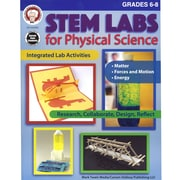 Carson Dellosa STEM Labs for Physical Science, Grades 6-8 (CD-404262)