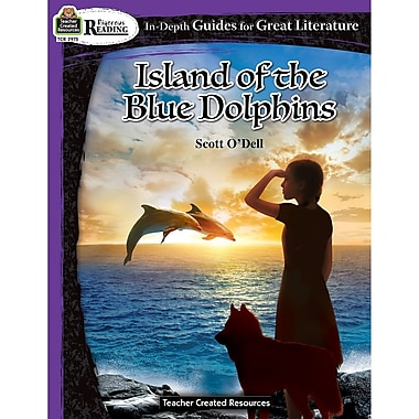 Teacher Created Resources Rigorous Reading: Island of the Blue Dolphins (TCR2975)