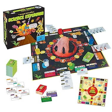 The Young Scientist Club The Magic School Bus Space Lab Kit (YS-WH9251161)