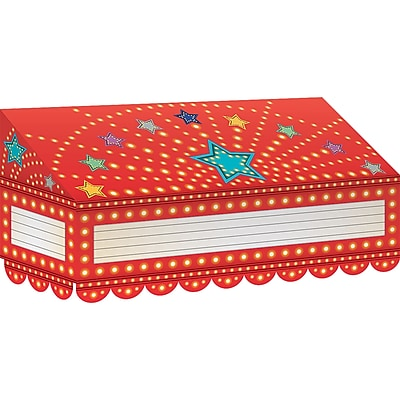 Teacher Created Resources Red Marquee Awning (TCR77311)