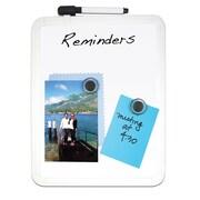 Flipside Framed Magnetic Dry Erase Board Set, Bundle of 6 Sets (FLP50025)